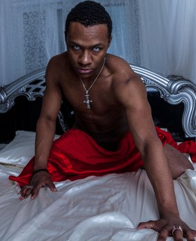 Black male stripper pics