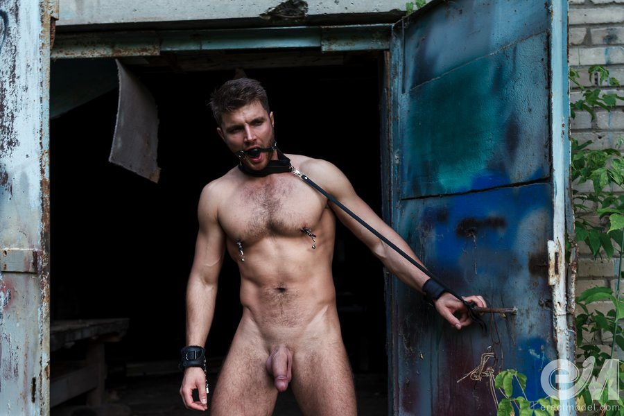 Young cute guy trying gay bdsm pictures