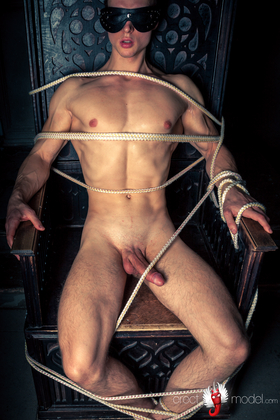 Male gay bondage