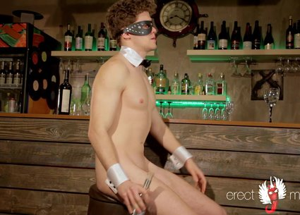 Drunk gay video from the bar