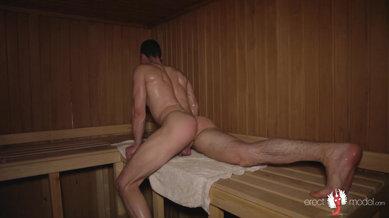 Sauna men nude